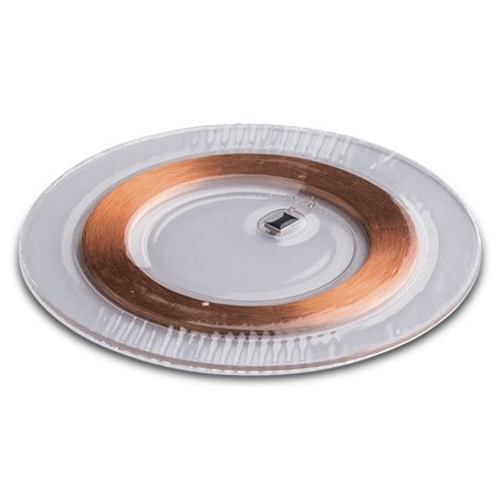 Clear Disc LF Hitag S 256 20 mm