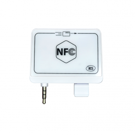 ACR35 NFC Antenna for iPhone and Android
